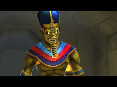 Iron Maiden: Legacy of the Beast - Introducing Pharaoh Ramesses Eddie