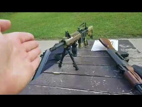 AK-47 Vs AR-15