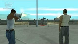 GTA San Andreas - Walkthrough - Mission #53 - Pier 69 (HD)