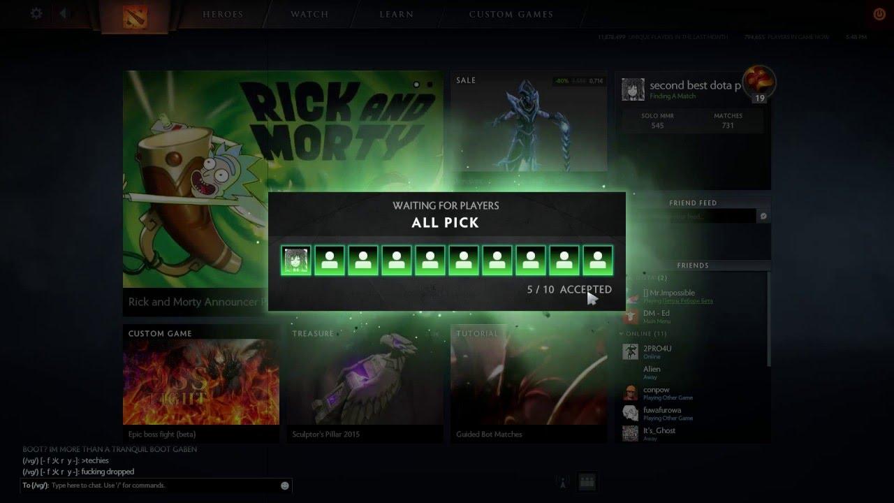 500 mmr dota 2 live gameplay youtube