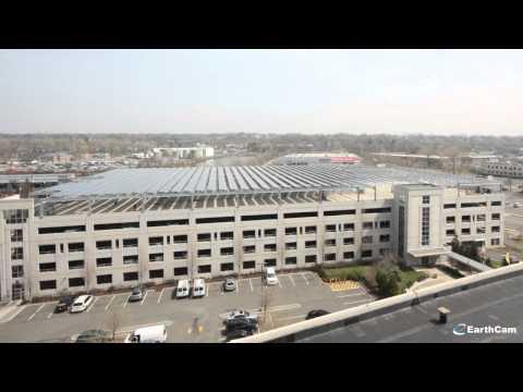 Pfister Energy - Solar Photovoltaics (PV) Installation - Parking Deck - Hackensack, NJ