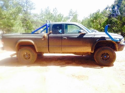 off road 2000 dodge dakota