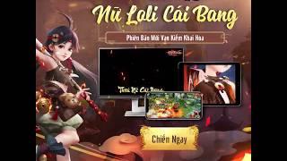 Võ Lâm Truyền Kỳ Mobile | Vạn Kiếm Khai Hoa | Môn Phái Cái Bang | 1200x1200