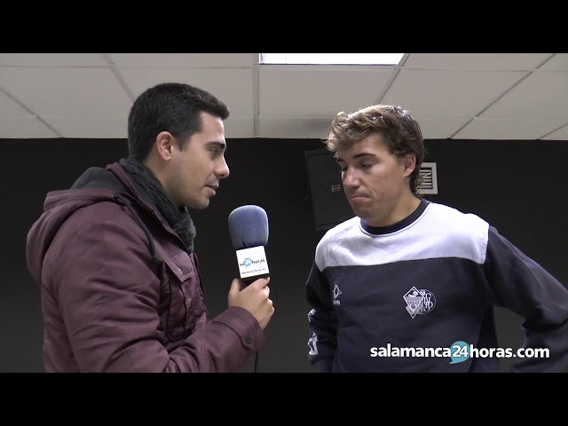 Volver al modo de ediciónLa previa del derbi de Salamanca: entrevista a Sergio Ramos