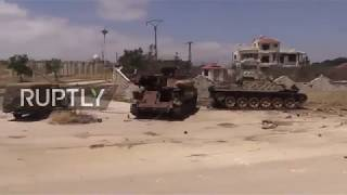 Syria: Russian military police secure UN mission access to Golan Heights