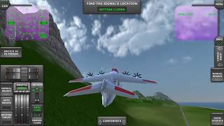 Turboprop Flight Simulator 3D #10 S.O.S. AirPlane Android Gameplay