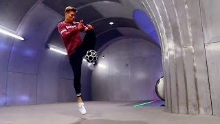 The style ball - for freestyle football