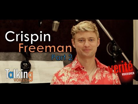 Crispin Freeman by myloststar on DeviantArt   Crispin Freeman Characters
