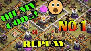 NEW TH11 WAR BASE 2018(Layout) NEW TOWN HALL 11 WAR BASE Anti 2 Star Anti Queen Walk PROOF !