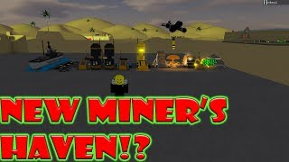 Roblox: New Miners Haven!?