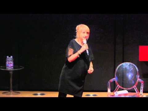 Vitamina D - recipe for innovation: Luciana Littizzetto at TEDxMilanoWomen