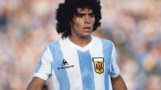 Anecdotas y comentarios sobre Maradona