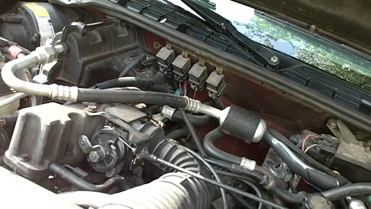 Service manual [Change Spark Plugs 1995 Gmc Sonoma