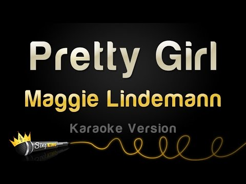 Maggie Lindemann - Pretty Girl (Karaoke Version)