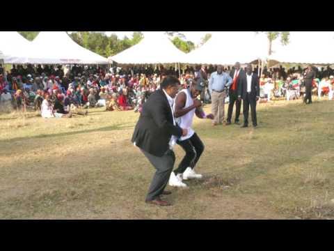 Dr. Mishra kiprop dances chini kwa chini with sweetstar mwenyewe video download