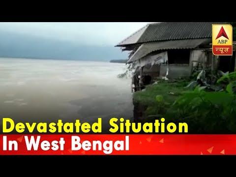 116 people die, 547 houses get destroyed due to heavy rain in West Bengal