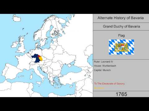 Alternate History of Bavaria (1500 - 2015)