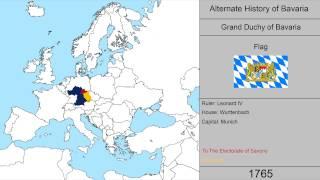 Alternate History of Bavaria (1500 - 2015)