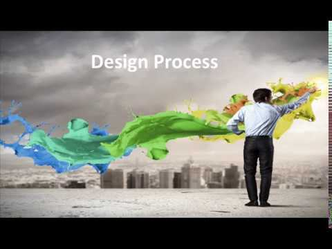 Introduction to Engineering Design process and Stages of Designing
