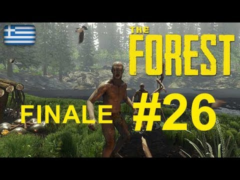 Timmy είσαι καλά? The Forest Multiplayer [26 Τελευταίο]
