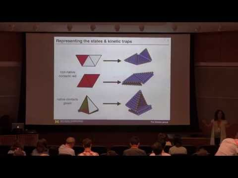 Topology free folding pathways for polyhedral nets