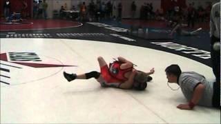 Quaid Werklund Wrestling