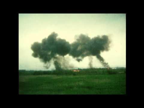 A32 Lansen Rockets and bombs