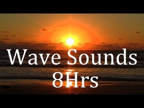 "8Hrs Of ""Wave Sounds"" ""Sleep Video"""