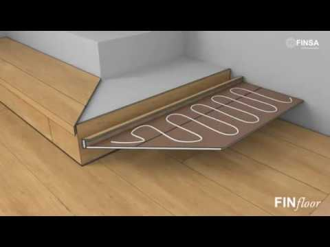 How To Install Laminate Flooring On Stairs Youtube