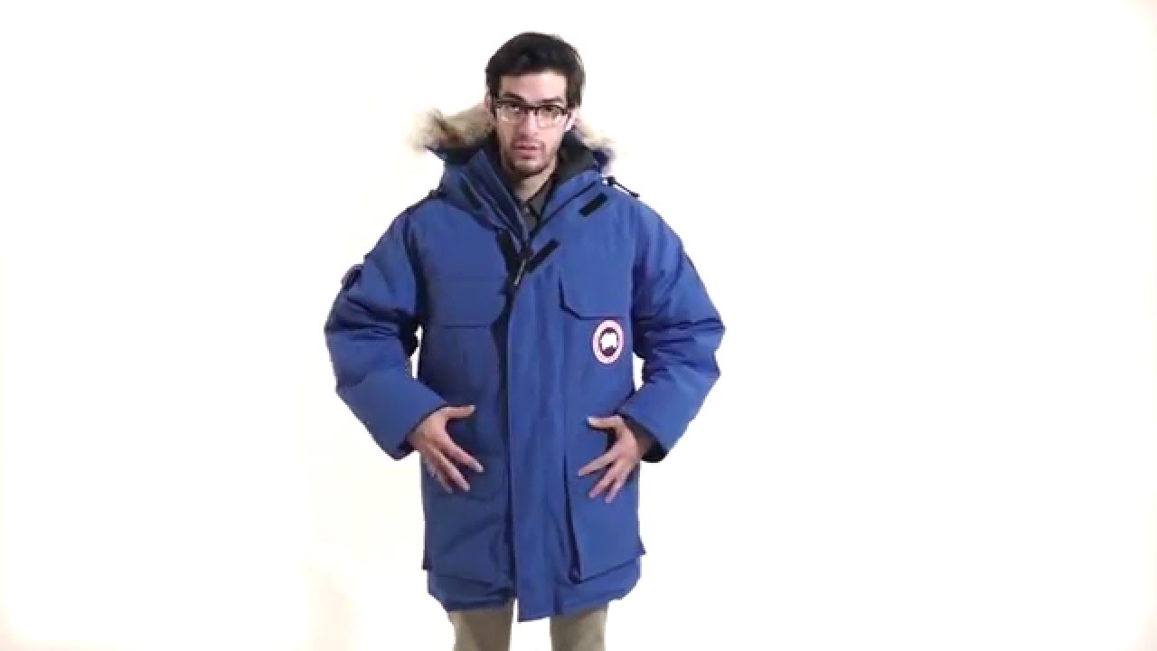 b074a978861b Canada Goose Expedition PBI Parka - YouTube