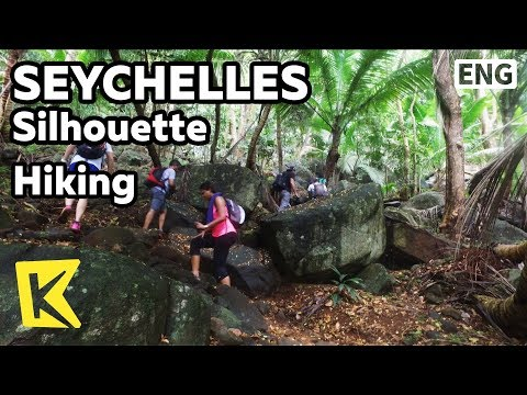 【K】Seychelles Travel-Silhouette[세이셸 여행-실루엣]국립공원 하이킹/National Park/Hiking/Anse Mondon/Takamaka/Rum