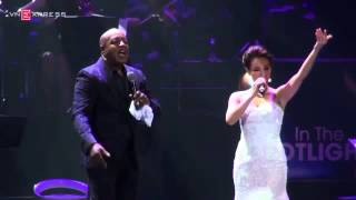 Tonight I celebrate my love for you,Peabo Bryson ft Uyên Linh