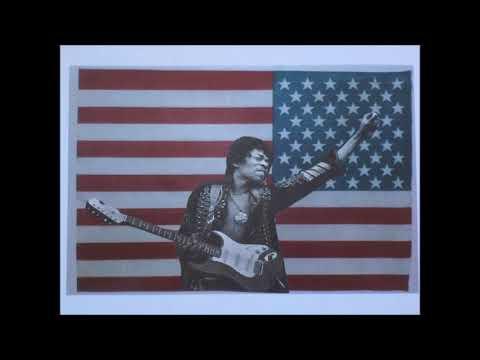JIMI HENDRIX - Stone Free (1967)