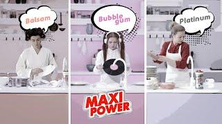 MAXI Power Bubble Gum – MAXI засіб для миття посуду