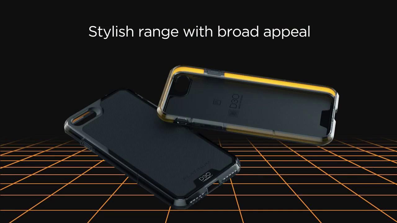 competitive price 908bd 61c2b Platinum D30 Hardshell Phone Cases