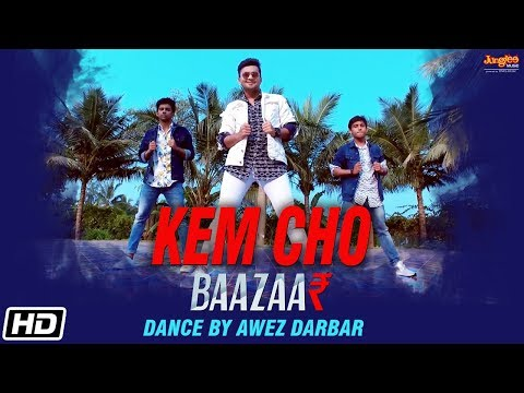 Kem Cho | Dance Video | Baazaar | Awez Darbar | Tanishk Bagchi | Ikka