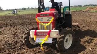 new tractor 2019 sawraj 855 (4×4~ 55HP) 13 haal performance 👌👌 first try