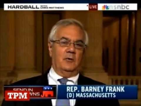 Barney Frank's Greatest Hits
