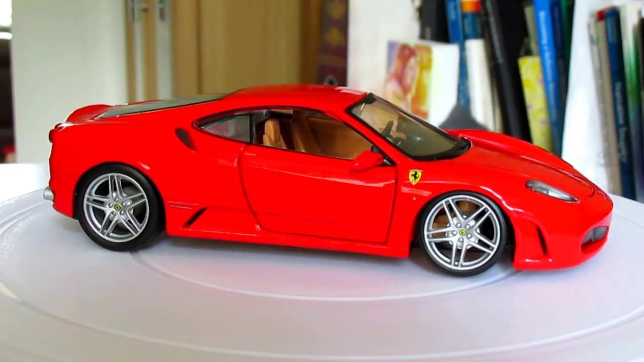 Bburago 1:24 Ferrari F430 Fiorano Burago Diecast Model Car Kids Toy Collection