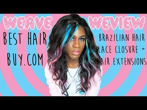Weave Weview: Best Hair Buy Brazilian Hair+ Remy Extensions