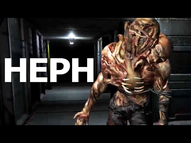 HEPH Gameplay - PC Walkthrough (No Commentary) (Steam Indie Survival Action Game 2017)