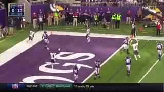 Matt Barkley's crazy receiving TD - Week 17 Bears VS. Vikings