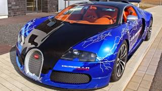 how bugatti is made