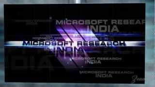 Microsoft Research TechVista 2013 Promo