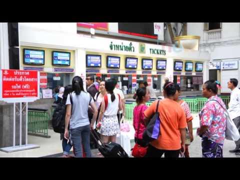 รายงาน ปฎิรูปรถไฟไทย สร้างความเชื่อมั่นให้ประชาชน 17/07/2557