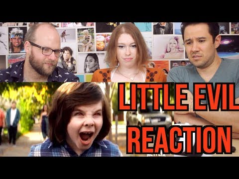 LITTLE EVIL - Full online  REACTION!!