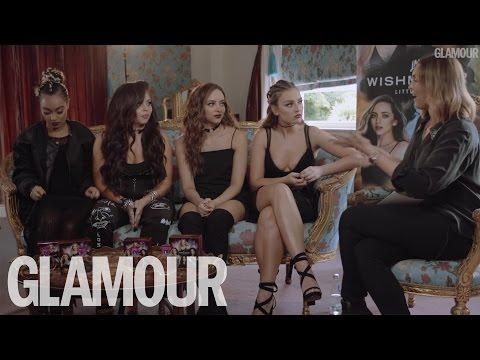 Little Mix talk New Music, Beauty, Hair and Makeup Tips | Beauty Talk | Glamour UK