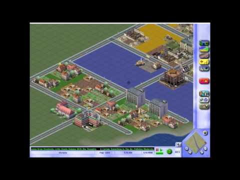 Nostalgia Time! SimCity 3000 Unlimited(World Edition) | Episode 1: Don't Accept A Parade