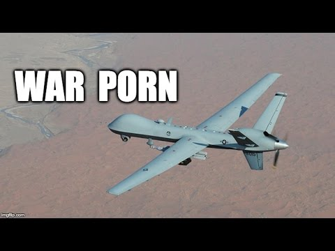 Dateline NBC Acts LIke Drone Bombing Is Hot Porno!