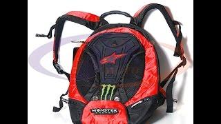 Обзор мото рюкзака Alpinestars